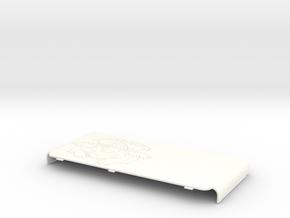 New 3ds Bottomplate Venusaur in White Processed Versatile Plastic