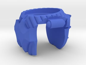 Warpriest Chest in Blue Processed Versatile Plastic