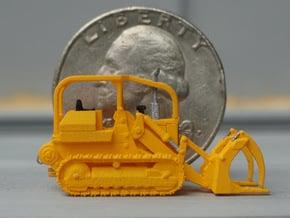 Tracked-log-loader-kit-05-14-13 in Smooth Fine Detail Plastic