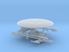 1/144 Antenna Upgrade in Smooth Fine Detail Plastic