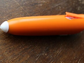 Replacement head suitable for tiptoi pen in White Natural Versatile Plastic