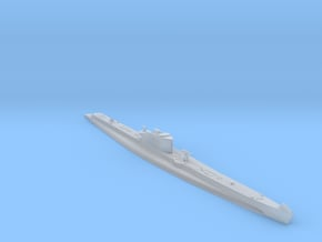 07SF02 1:700 SS Rubis WW2 in Smooth Fine Detail Plastic