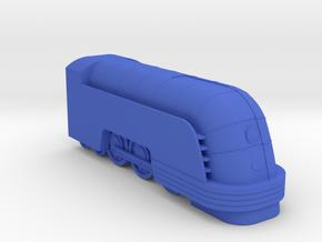 New York Mercury Train in Blue Processed Versatile Plastic