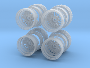 1/64 CCW Classics pack in Smooth Fine Detail Plastic
