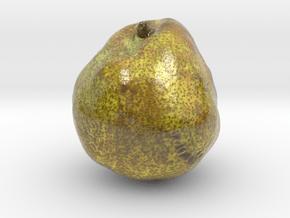 The Pear-2-mini in Glossy Full Color Sandstone