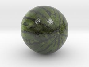 The Watermelon-2-mini in Glossy Full Color Sandstone