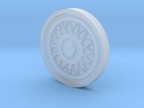 BBS rim in Smoothest Fine Detail Plastic