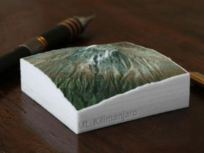 Kilimanjaro, Tanzania, 1:250000 Explorer in Full Color Sandstone