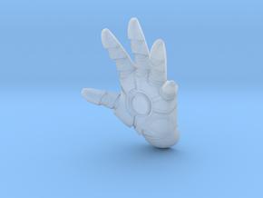 Iron Man / Warmachine Figurine Left Hand in Smoothest Fine Detail Plastic