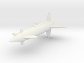 Bell GAM-63 (B-63) Rascal 1/144 in White Natural Versatile Plastic