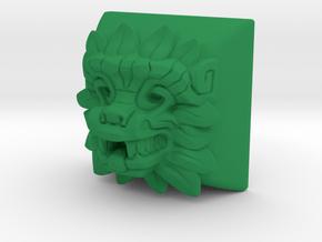 Quetzalcoatl (Topre DSA) in Green Processed Versatile Plastic