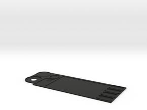 Imperial Alternative Art Control Panel in Black Natural Versatile Plastic