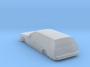 N Scale 1987-1991 Toyota Camry Wagon in Smooth Fine Detail Plastic