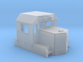 CN SD38-2 Cab Rebuilt 1/87.1 in Smoothest Fine Detail Plastic