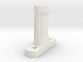 Poste Suspension Miniz in White Natural Versatile Plastic