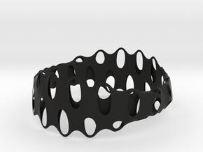 Bracelet 4 in Black Natural Versatile Plastic