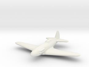 Mikoyan-Gurevich MiG-3 in White Natural Versatile Plastic: 1:200