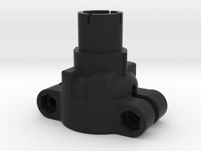 Adapter Quadlock zu RAM Mount in Black Natural Versatile Plastic
