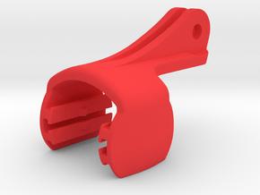 Contour Camera to GoPro Mount (Original) in Red Processed Versatile Plastic