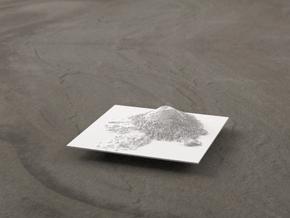 3'' Wizard Island, Oregon, USA in White Natural Versatile Plastic