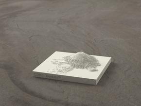 3'' Wizard Island, Oregon, USA, Sandstone in Natural Sandstone