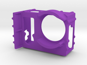 ExoPro GoPro Vortex 250 Case3 & 4  in Purple Processed Versatile Plastic