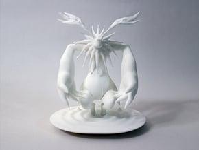 Cherubimon in White Natural Versatile Plastic