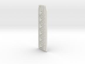 CYLINDER HEAD, MERCURY MARK 75 in White Natural Versatile Plastic