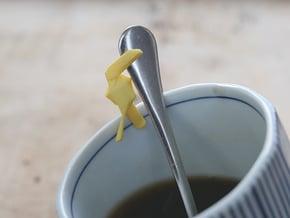 Little gentleman Tucano in Yellow Processed Versatile Plastic