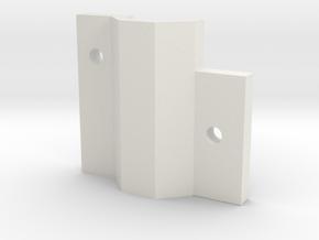 Design Ios Model in White Natural Versatile Plastic