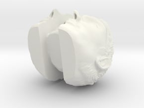 Path of Exile - Chaos Orb - V1 Smooth in White Natural Versatile Plastic