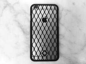 Fence - iPhone 6S Case in Black Natural Versatile Plastic