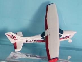 Cessna 172 - Nscale in Smooth Fine Detail Plastic