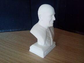 Pope Francis in White Processed Versatile Plastic