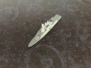Forbin-Class Frigate, 1/1800 in White Natural Versatile Plastic
