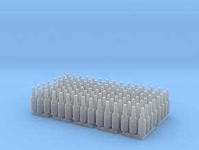 Beer Bottle LongNeck 330ml- 1:24 120ea in Smooth Fine Detail Plastic