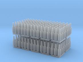 Beer Bottle LongNeck 330ml- 1:24 240ea in Smooth Fine Detail Plastic