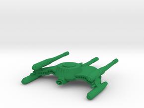 2500 Stirke Cruiser in Green Processed Versatile Plastic