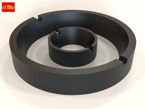 ESB M19 Scope (Pro Version) - Retention Rings in Black Natural Versatile Plastic