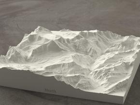 6''/15cm Oberland Peaks, Switzerland, Sandstone in Natural Sandstone