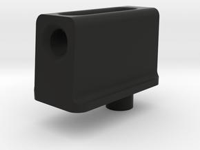 PPQ Suppressor Front Sight in Black Natural Versatile Plastic