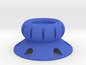 SCOTCH BRITE FEET in Blue Processed Versatile Plastic