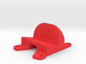 Emax Nighthawk 200 Pro 15° Action Cam Mount in Red Processed Versatile Plastic