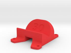 Emax Nighthawk 200 Pro 30° Action Cam Mount in Red Processed Versatile Plastic