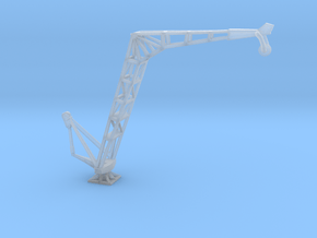 1/200 US Navy Aircraft Crane in Smooth Fine Detail Plastic