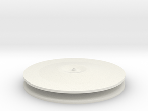 14 Inch Air Cleaner 1/12 in White Natural Versatile Plastic