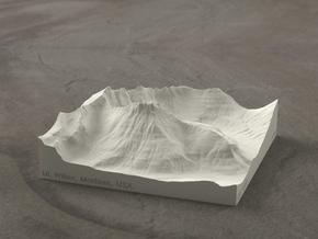 4'' Mt. Wilbur, Montana, USA, Sandstone in Natural Sandstone