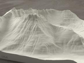 8'' Mt. Wilbur, Montana, USA, Sandstone in Natural Sandstone