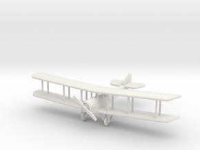 Sopwith T.1 Cuckoo, 1:144th Scale in White Natural Versatile Plastic