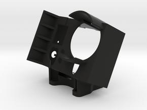 QAV210 Charpu/QAV180/QAV-R GoPro Hero 3/3+/4 Mount in Black Natural Versatile Plastic